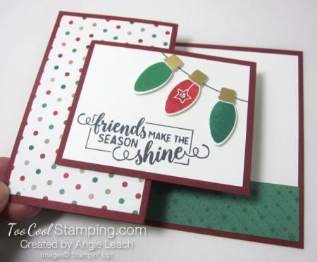 Friends make season shine - cherry 2