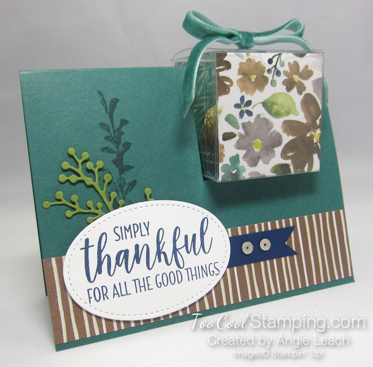 First frost gift box card 1