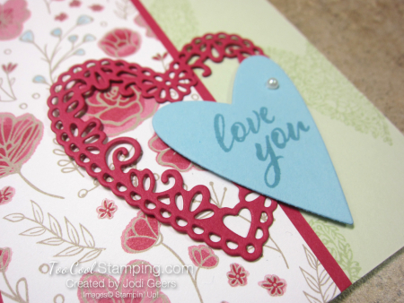 All My Love - love you sea foam 3