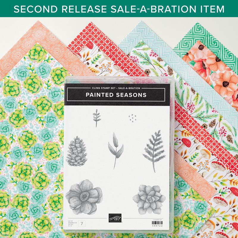 Painted seasons bundle 150349G