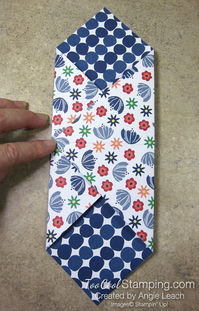 Double pocket pouches - how to 3