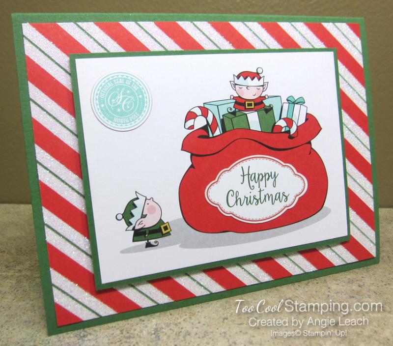 Happy Christmas Elves