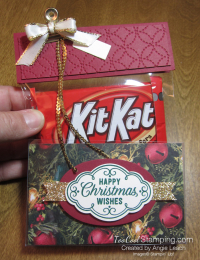 Kit Kat Gift Card Holder 2