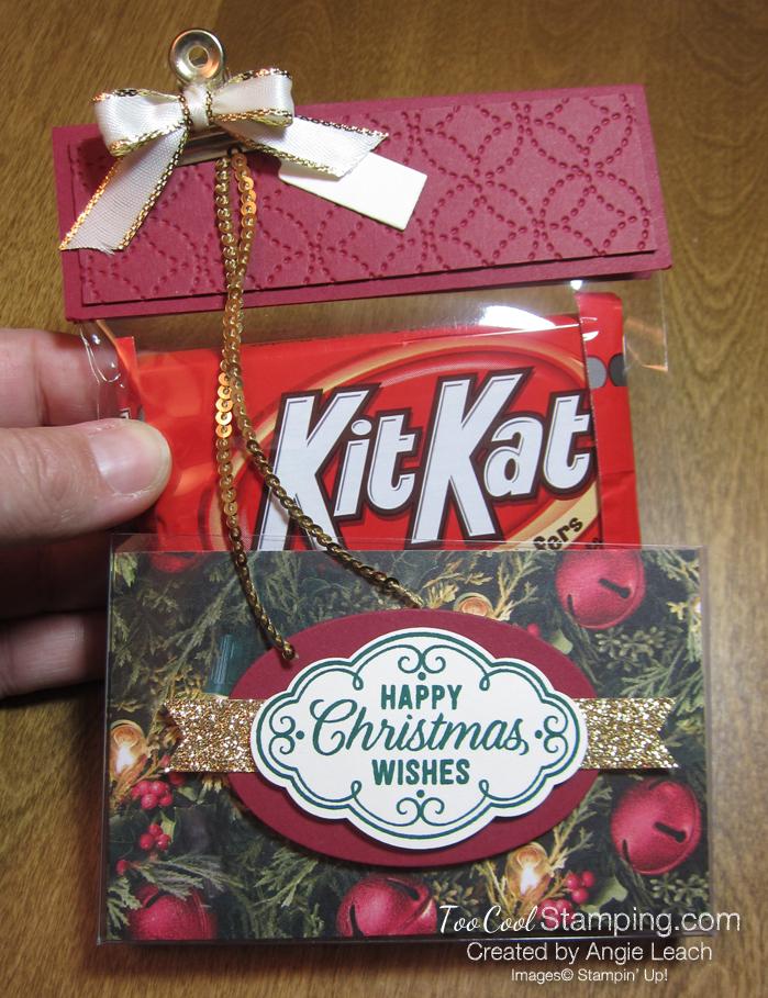 Kit Kat Gift Card Holder 2