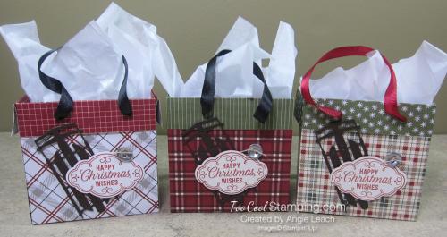 Dsp mini gift bags - trio 2