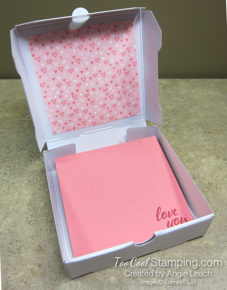 You are loved box - flamingo 4