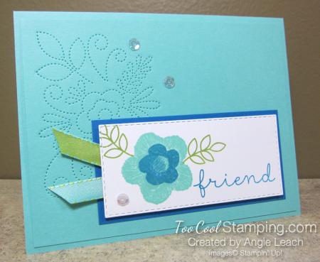 Needle & Thread friend - coastal