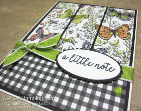 Botanical Butterfly Panels - wildflower 3