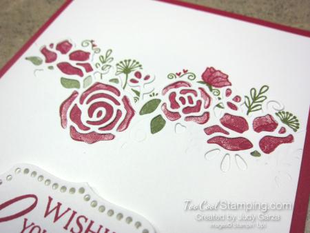 Forever Lovely Roses 3 - Judy Garza
