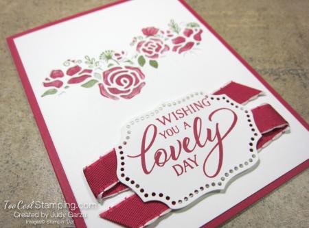 Forever Lovely Roses 2 - Judy Garza