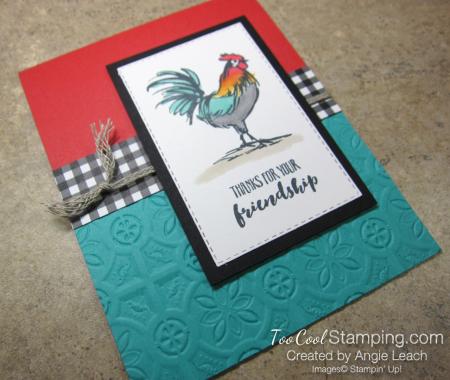 Home to roost leadership - bermuda 2