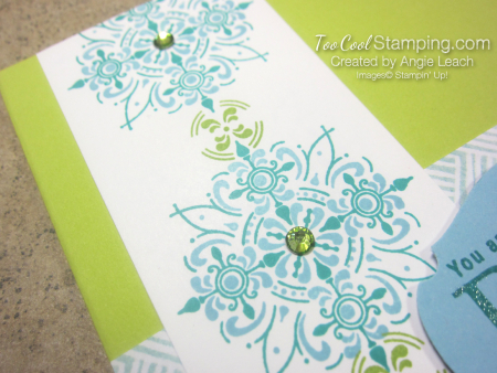 All Adorned Best Ever Borders - lime 3