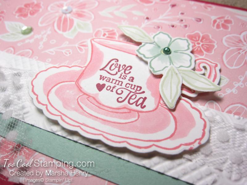 Tea Together Love Is - marsha henry 3