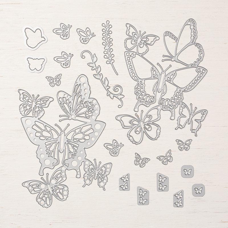 Butterfly beauty 148536G