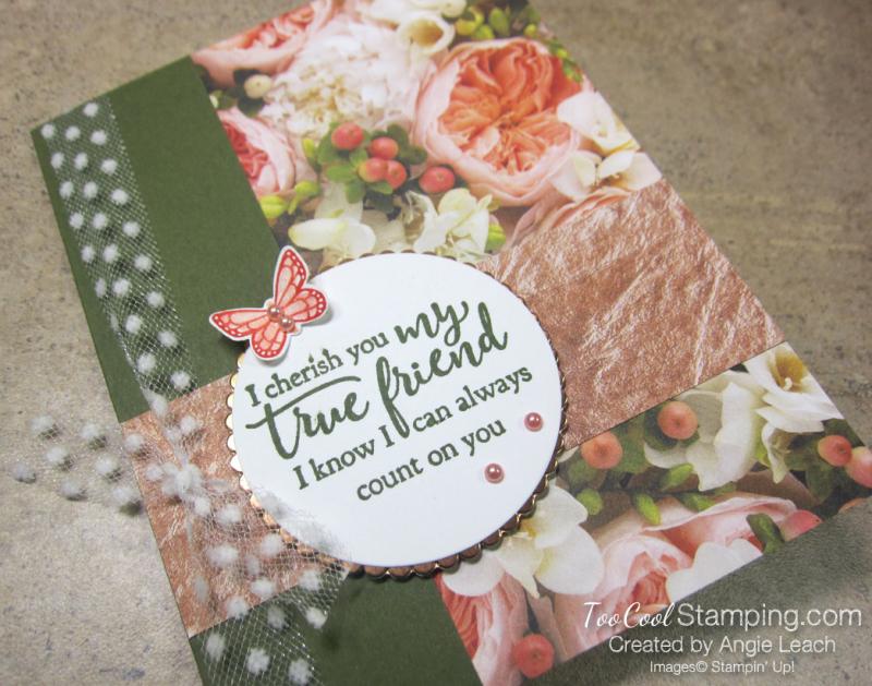 Sweet Designer Series Paper Cards - promenade 2