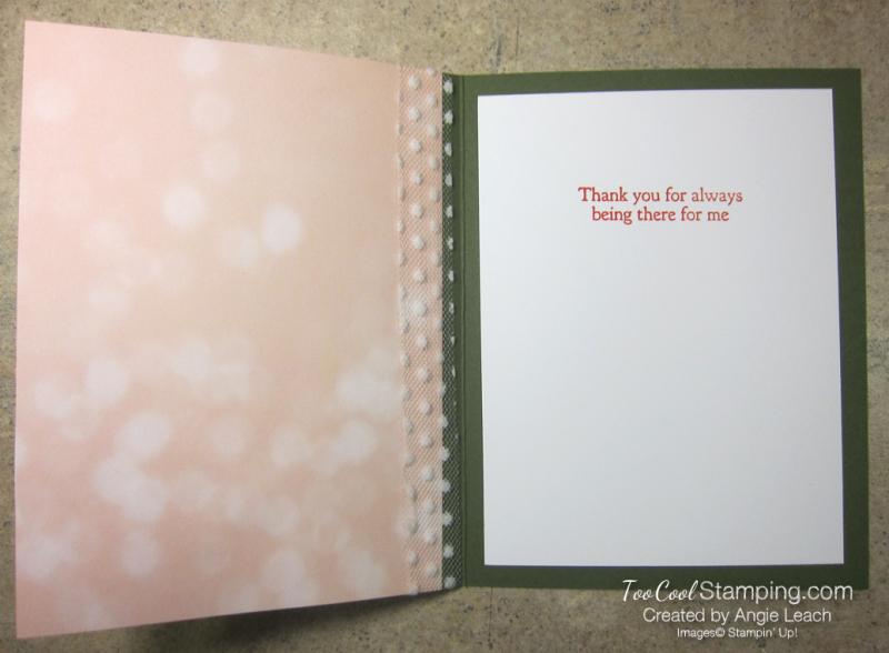 Sweet Designer Series Paper Cards - promenade 4