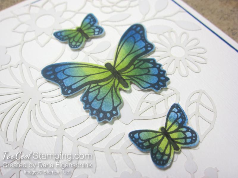 Butterfly Gala Delightfully Detailed Note - darla 3