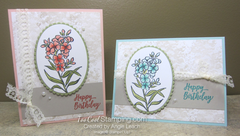 Southern serenade vintage birthday - two cool