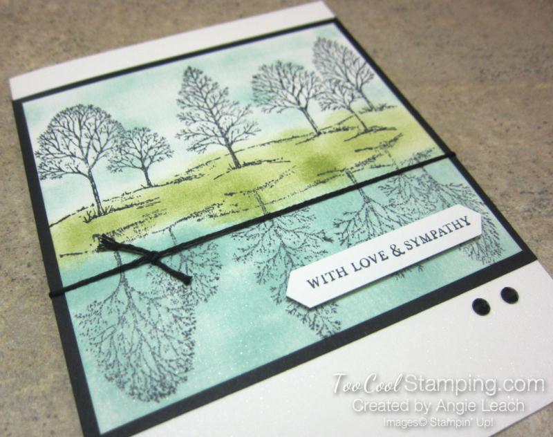 Lovely as a tree reflection - v2