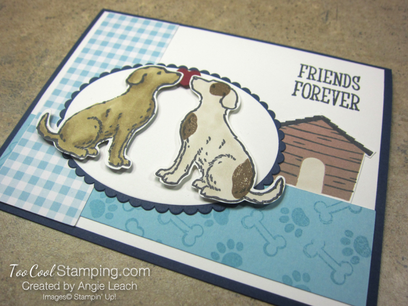 Gingham gala happy tails - friends forever 2