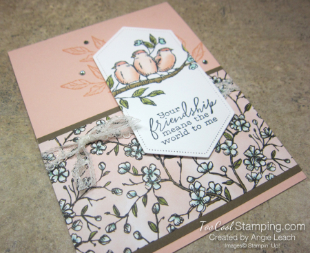 Bird ballad friendship sneak peek cards - petal pink 2
