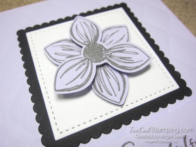 Floral Essence - Purple Posy 3
