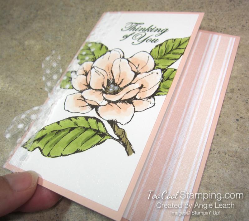 Magnolia Shimmer Blends - petal pink