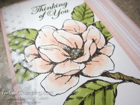 Magnolia Shimmer Blends - petal pink 2