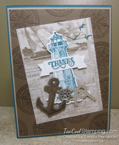 Sailing Home - Sandra Hernandez 1