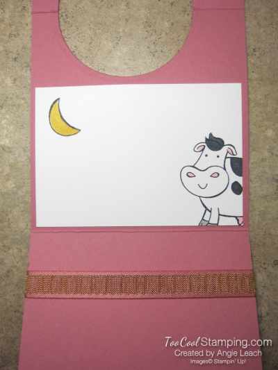 Over The Moon Extended Trifold - rose 6