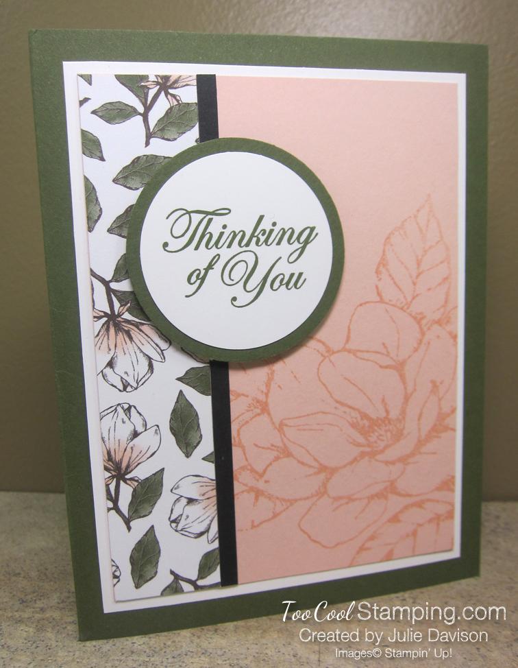 Good Morning Magnolia Thinking of You - Julie Davison 1