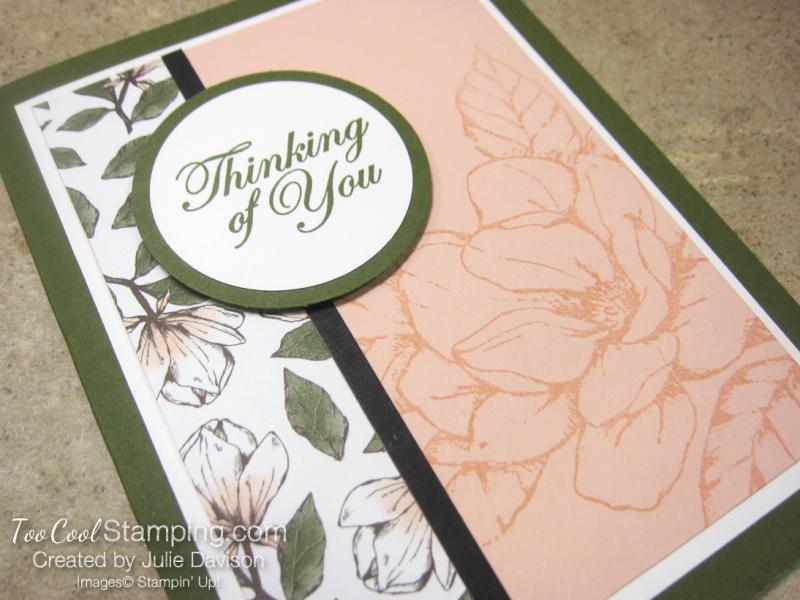 Good Morning Magnolia Thinking of You - Julie Davison 2
