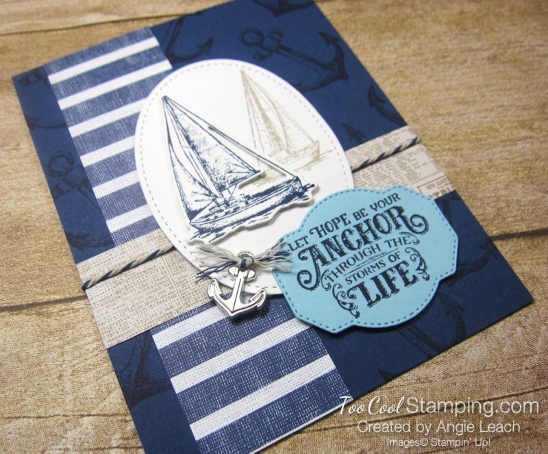 Sailing home anchor of life - 2