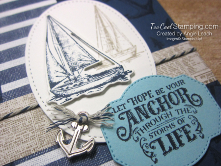 Sailing home anchor of life - 3