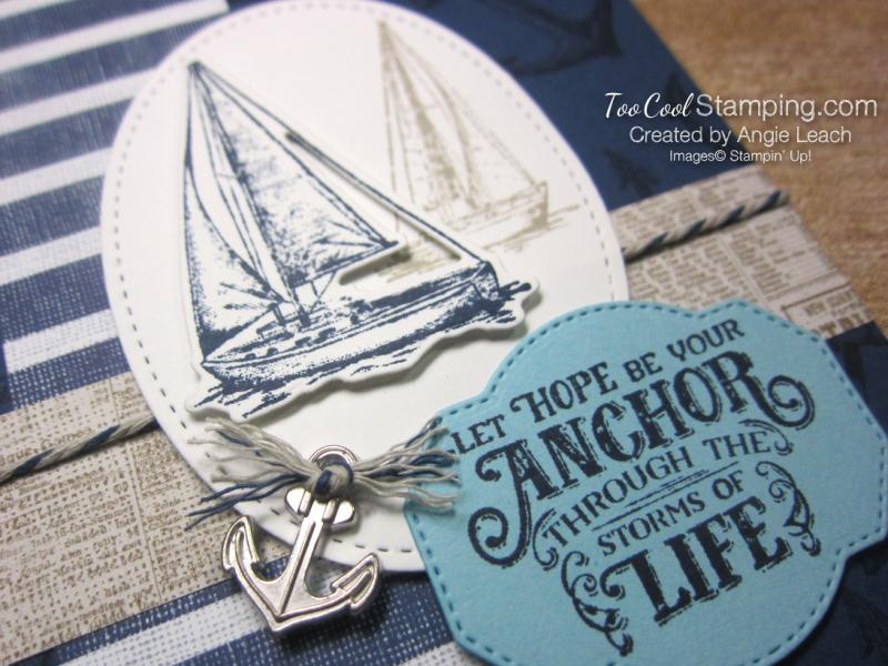 Sailing home anchor of life - 3