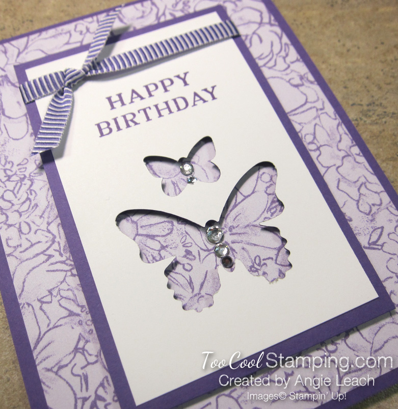 Perennial birthday butterflies - highland 3