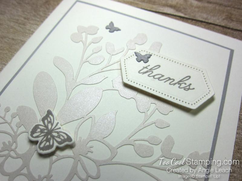 Vanilla shimmer laser-cut - vanilla thanks 3