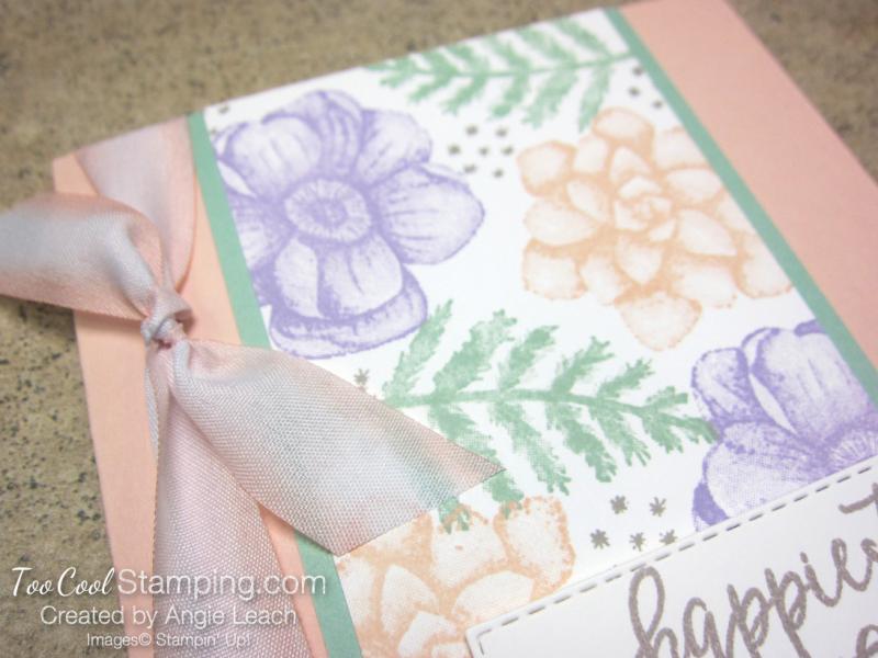 Painted seasons happiest birthdays - petal 3