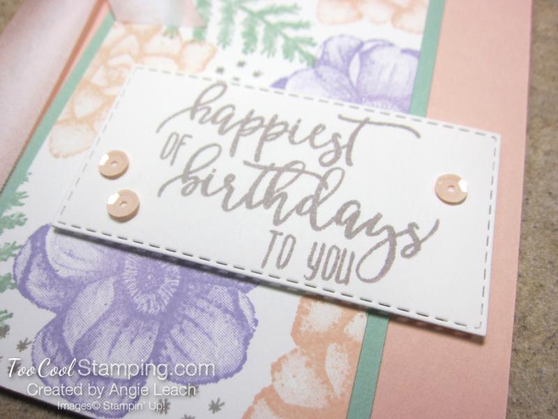 Painted seasons happiest birthdays - petal 4