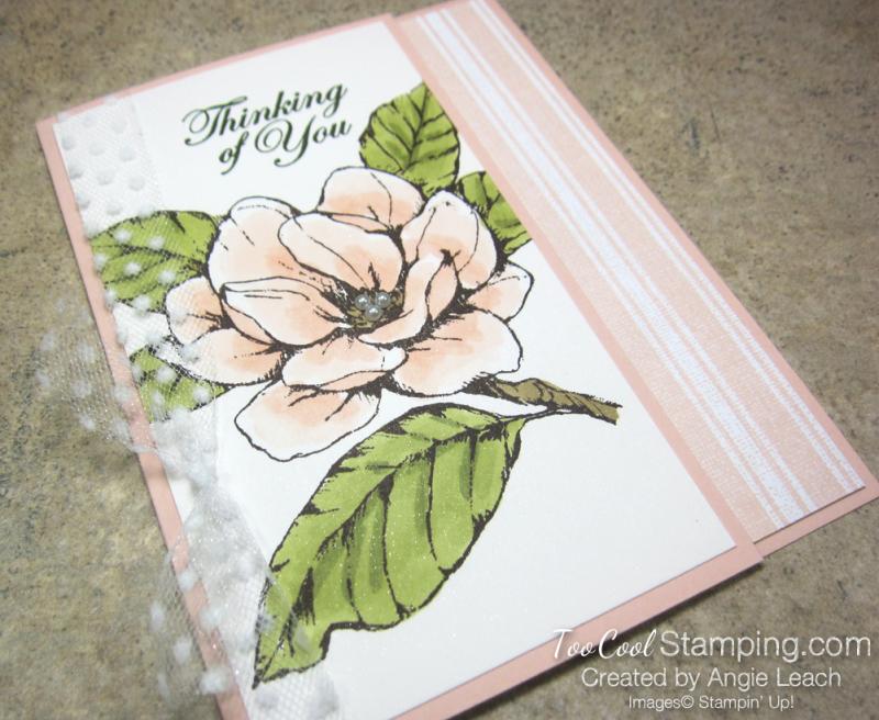 Magnolia Shimmer Blends - petal pink 3