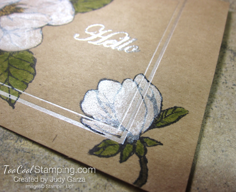 Magnolia Notes & Shimmer Paint - white 4