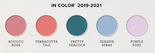 2019-2021 In Colors