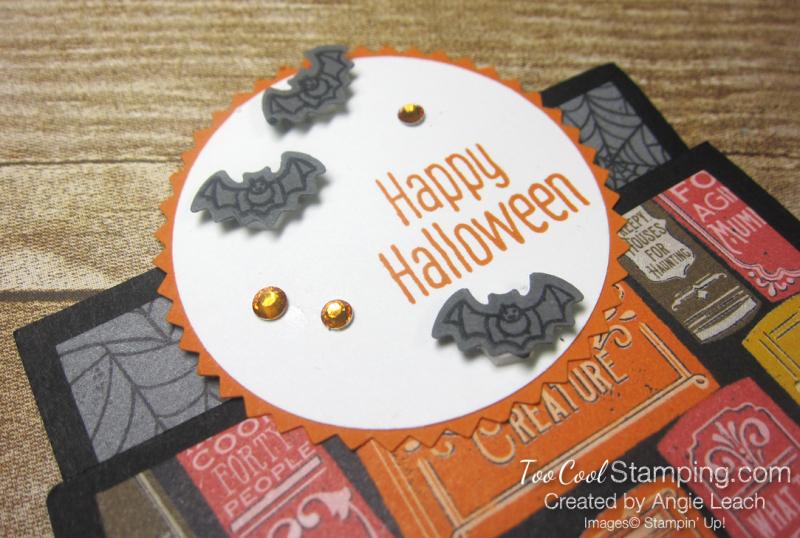 Halloween hershey treat 2