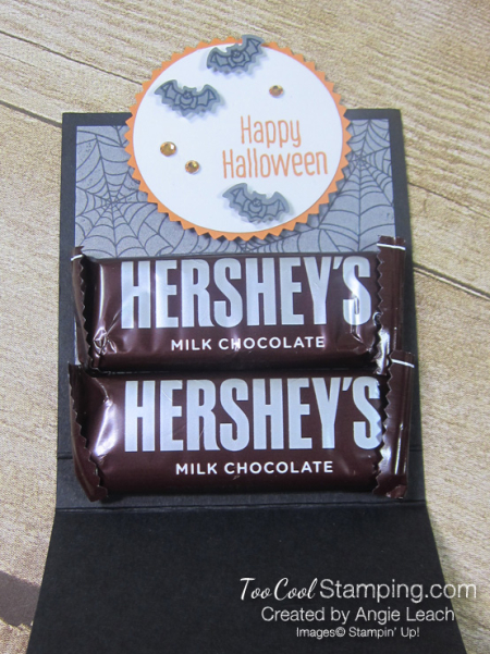 Halloween hershey treat 3