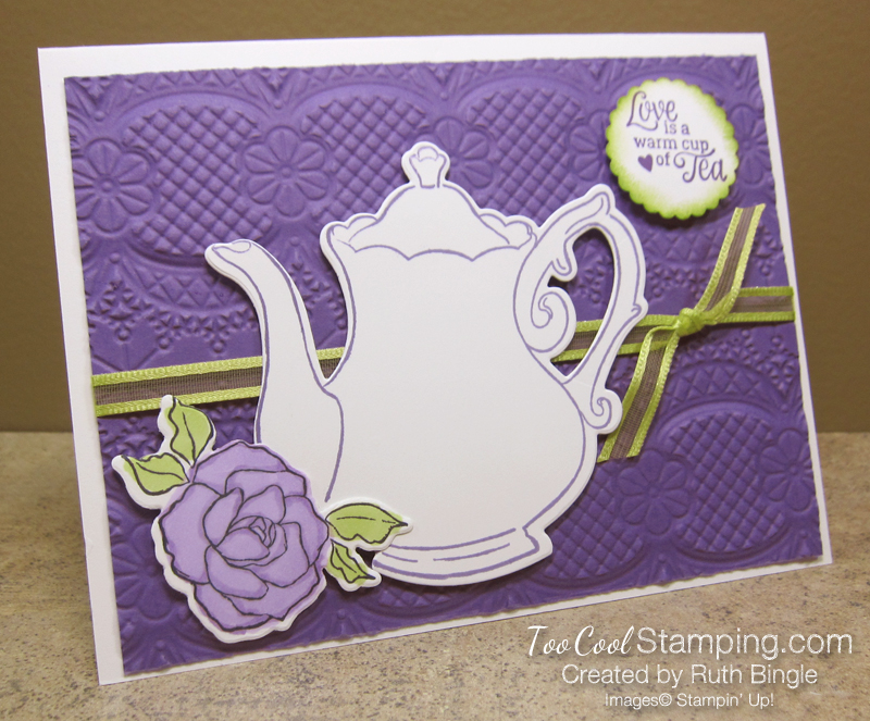 Tea Together Love Is 1 - ruth bingle