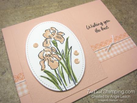 Inspiring Iris - petal 2
