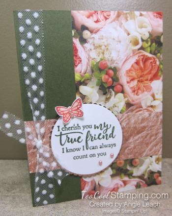 Sweet Designer Series Paper Cards - promenade 1