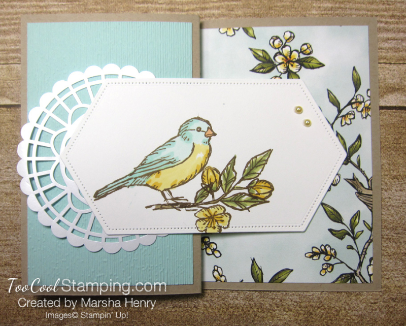 Bird ballad z-fold - marsha 1
