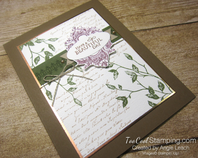 Very Versailles Catalog CASE - mossy meadow 2