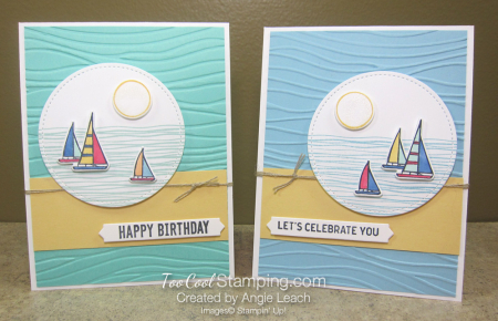Lilypad lake masculine birthday - two cool
